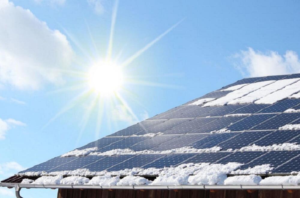 Dachowe solary – słoneczne promienie dla energii elektrycznej